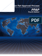 aiag manual production part approval process ppap version 4 2006