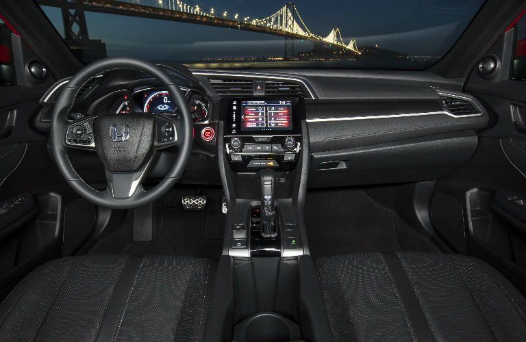 2016 honda civic lx coupe owners manual