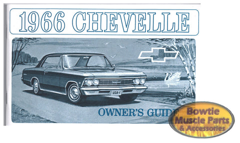 1966 chevelle parts manual with part numbers
