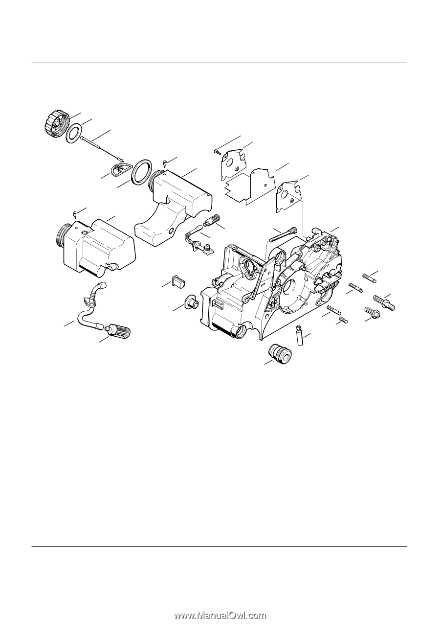 parts manual for stihl ms180c