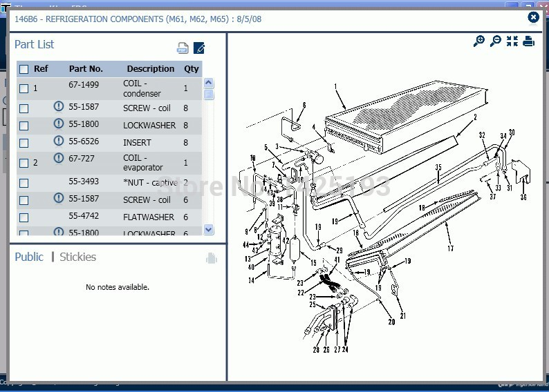 thermo king md 200 parts manual