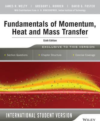 fundamentals of momentum heat and mass transfer 6th solution manual