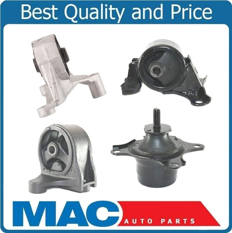 2001 honda civic engine and manual transmission mount replacement