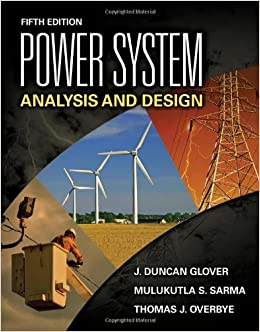 power system analysis second edition solution manual